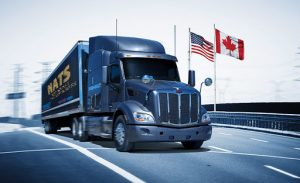 international shipping companies in Canada