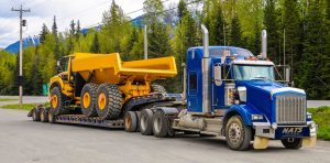shipping construction equipment