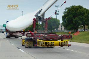 construction equipment transport